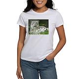 Snow leopard Women's T-Shirt