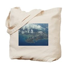Above Oahu Tote Bag