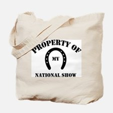 My National Show Tote Bag