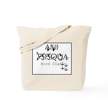 Cherokee Bird Clan Tote Bag