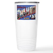 Greetings from Duluth Travel Mug