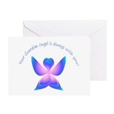 Your guardian Angel Greeting Card