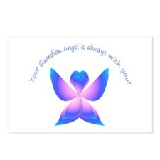Your guardian Angel Postcards (Package of 8)