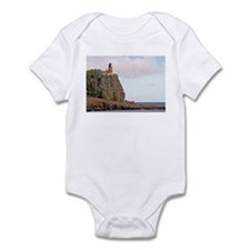Split Rock Lighthouse Infant Bodysuit