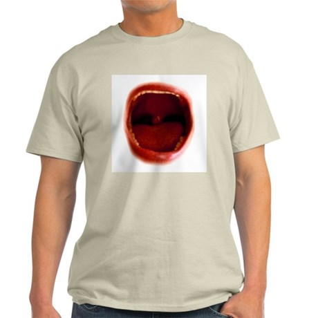 The Scream Ash Grey T-Shirt