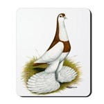 Australian Saddleback Pigeon Mousepad