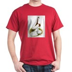 Australian Saddleback Pigeon Dark T-Shirt