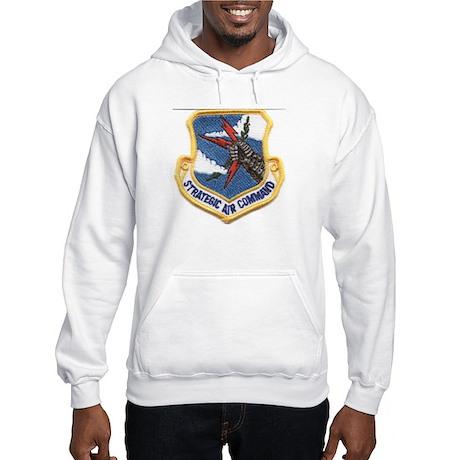 Hooded SAC LOGO Sweatshirt