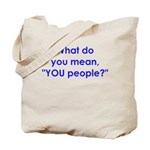 YOU People Tote Bag