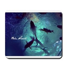 Circle Of Fishes Mousepad
