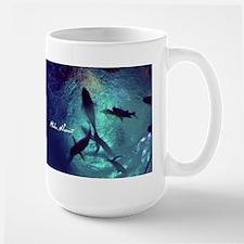 Circle Of Fishes Mug