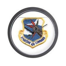 SAC LOGO Wall Clock