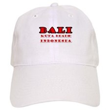 Unique Bali Baseball Cap