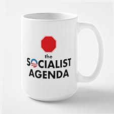 Socialist Agenda Mug