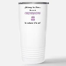 Curfabyocious Stainless Steel Travel Mug