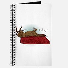 Relax Greyhound Journal