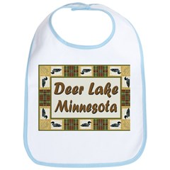 Deer Lake Loon Bib