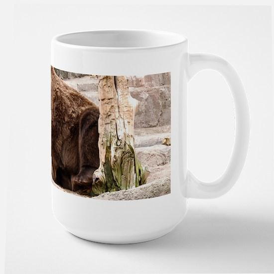 Grizzly Bear Large Mug