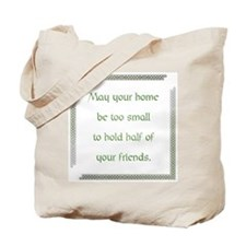 Home Too Small Tote Bag