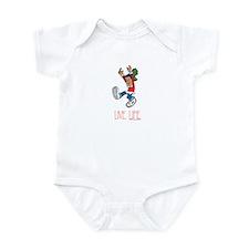 Live Life Infant Bodysuit