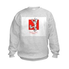 Dance Dance Dance Kids Sweatshirt