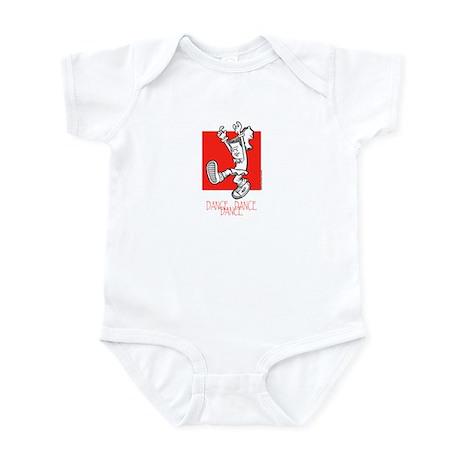 Dance Dance Dance Infant Bodysuit