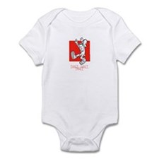 Dance Dance Dance Infant Bodysuit