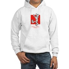 Dance Dance Dance Hooded Sweatshirt