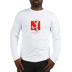 Dance Dance Dance Long Sleeve T-Shirt
