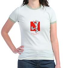 Dance Dance Dance Jr. Ringer T-Shirt