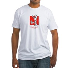 Dance Dance Dance Fitted T-Shirt