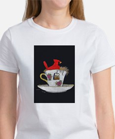cardinal in a teacup T-Shirt