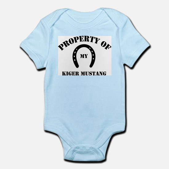 My Kiger Mustang Infant Creeper