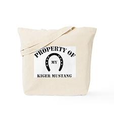 My Kiger Mustang Tote Bag