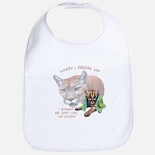 Cougar Infants / Childrens Bib