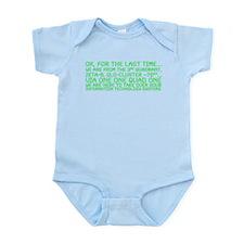 IT Guy Infant Bodysuit