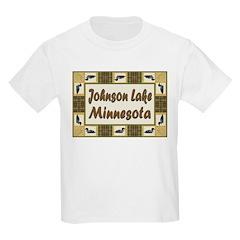 Johnson Lake Loon T-Shirt