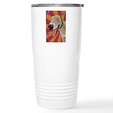 Love Greyhound Travel Mug