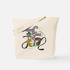 Mardi Gras 3 Tote Bag