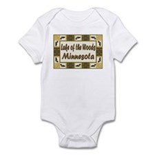 Lake of the Woods Loon Infant Bodysuit
