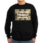 Menahga Loon Sweatshirt (dark)