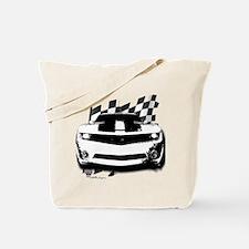 Drag Racing Tote Bag