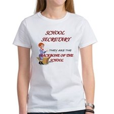 Cute School secretary day Tee