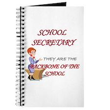 Cute Secretary day Journal