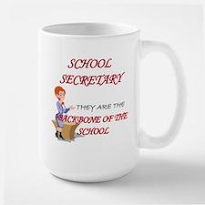SCHOOL SECRETARY 2 copy Mugs