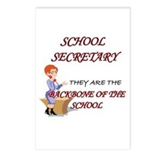 Cool Best secretary Postcards (Package of 8)