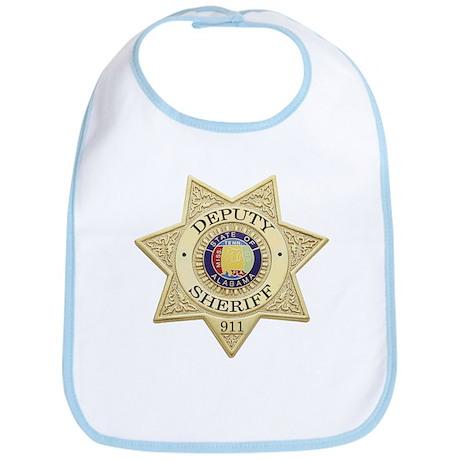 Alabama Deputy Sheriff Bib