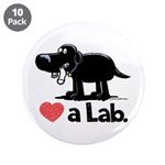 Love a Lab (Black) - 3.5