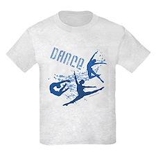 Dance (blue) T-Shirt