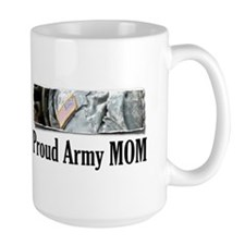 PROUD ARMY MOM Mugs